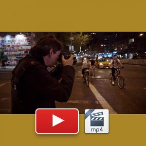 Street Photography: The City at Night