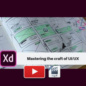 Mastering the craft of UI/UX with Adobe XD