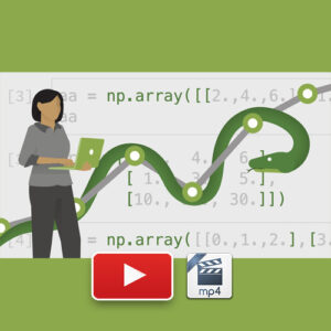 Python for Data Science Essential Training Part 1