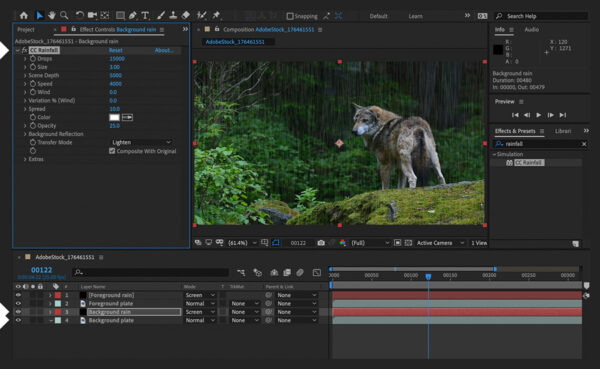 Adobe After Effects CC 2021 for Windows