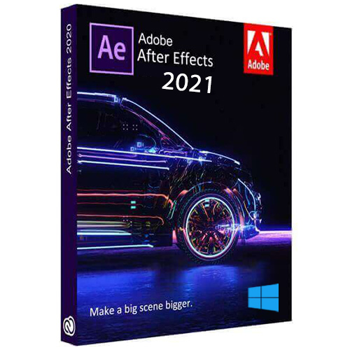 Adobe After Effects CC 2021 Full Version for Windows