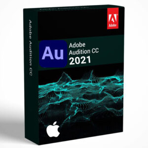 Adobe Audition CC 2021 Final Full Version for MacOS