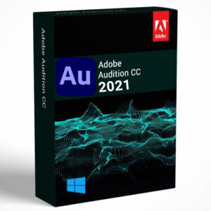 Adobe Audition CC 2021 for Windows