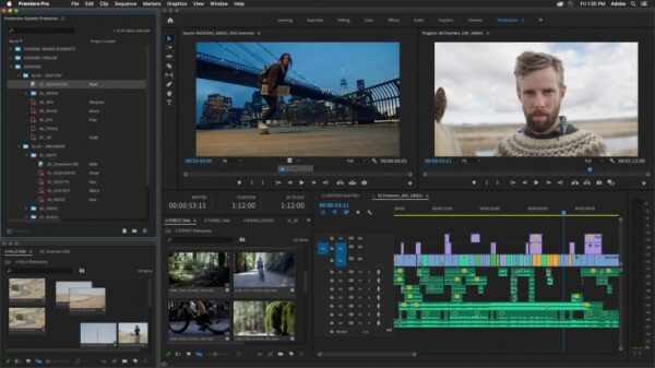 Adobe Premiere Pro 2021 for MacOS