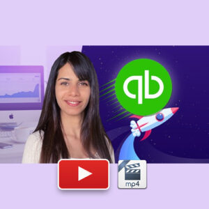 Quickbooks Online in 90 Mins - For Bookkeeping and Accounting