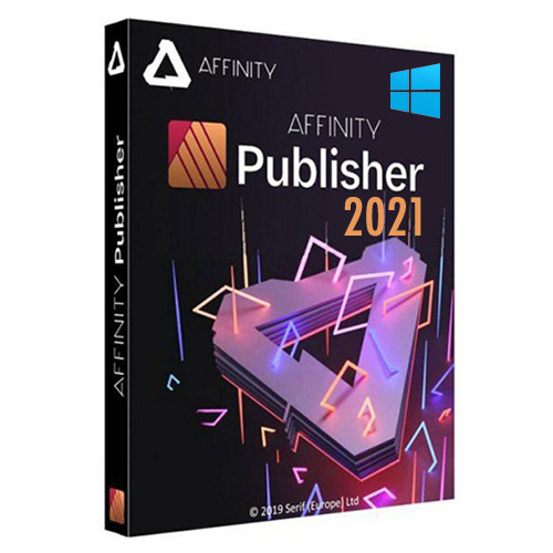 Serif Affinity Publisher 2021 Final for Windows