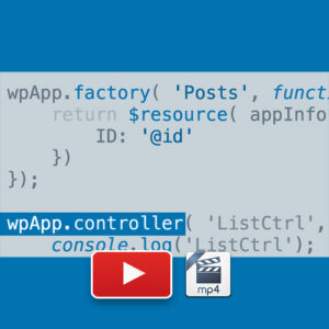 WordPress: Building Apps with Angular