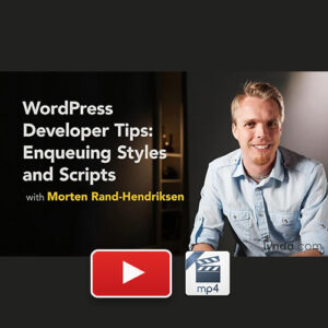 WordPress Developer Tips Enqueuing Styles and Scripts