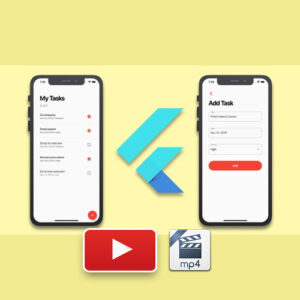 Flutter + SQFLite Build a Local Storage iOS and Android App