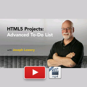 HTML5 Projects: Advanced To-Do List