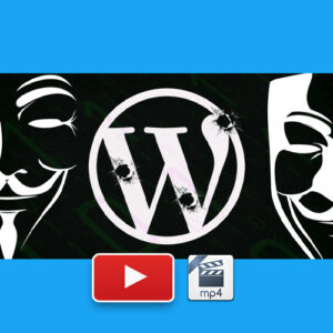 Web Hacking: WordPress Penetration Testing and Security